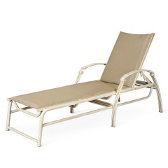 Stacking Chaise Lounge AC 8190S