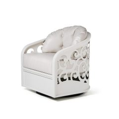 Arabesque Swivel Lounge Chair EVA 2100