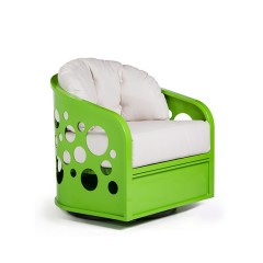 Bubbles Swivel Lounge Chair<br>EVB 2100