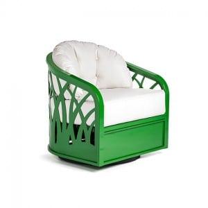 Sea Grass Swivel Lounge Chair<br>EVS 2100