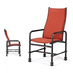 High Back Arm Chair GR 8035S