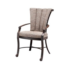 High Back Dining Arm Chair<br>HC 2030L