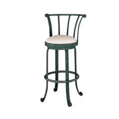 Barstool with Back<br>PC 2039-30F