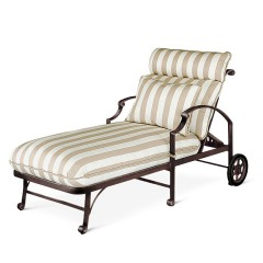 Chaise Lounge with Wheels PC 2890-28LW