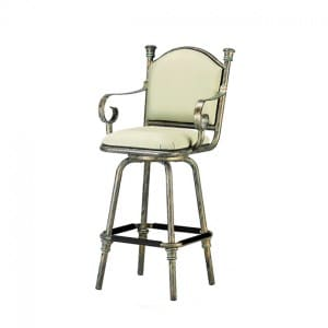 Swivel Barstool with Arms TR 2055-30F