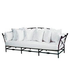 """Sofa with """"Throw"""" Back Cushions TR 2130MC"""