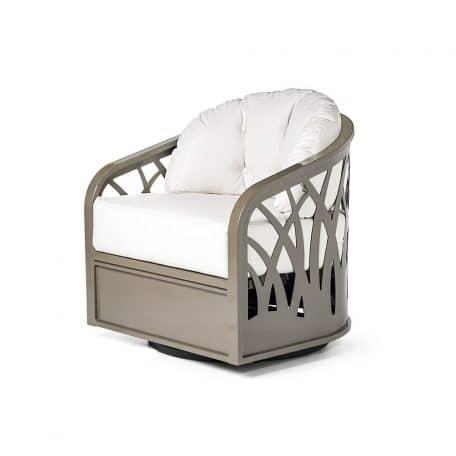 Sea Grass Swivel Lounge Chair EVS 2100