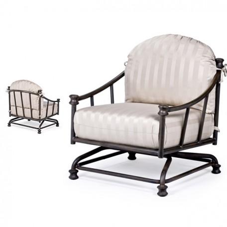 MERRICK Rocking Lounge Chair GR 2105L