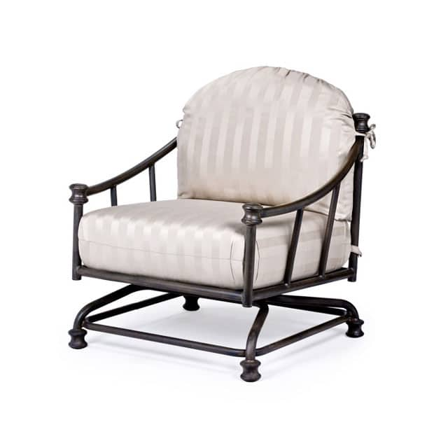 Rocking Lounge Chair Gr 2105l Pavilion Furniture Com