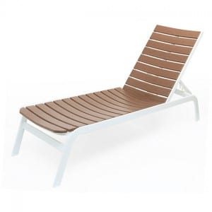 Madisson Stacking Chaise Lounge MD 9190E