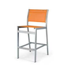 BLEAU BL 7040-30 Armless Bar Chair