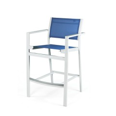 BLEAU BL 7045-30 Bar Chair with Arms