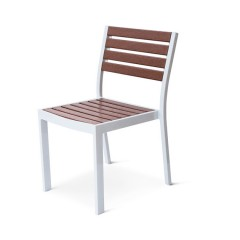 Bleau Ecowood Stacking Side Chair<br>EWB 9120