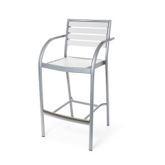 Cassis Counter Stool/Bar Chair With Arms<br>EWA 9045-24 / 30