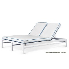 Double Chaise Lounge <br> BL 7190-46