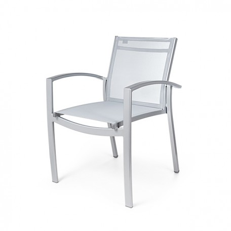 PINECREST Stacking Dining Arm Chair NV 7130