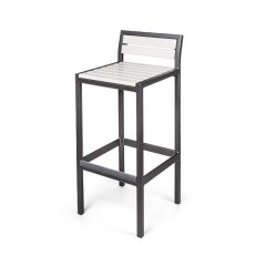 METRO EWE 2040-30 Bar Stool with Back