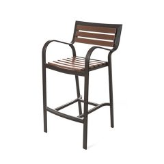 IBIZA EWI 9045-30 Bar Chair with Arms