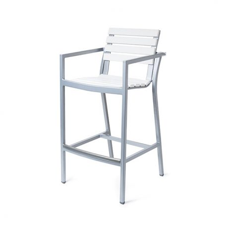 LUGANO EWL 9045-30 Bar Chair with Arms