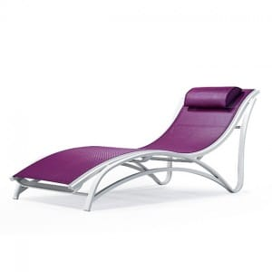 Stacking Chaise Lounge<br>MU 7290