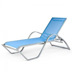 Stacking Chaise Lounge  MT 7194