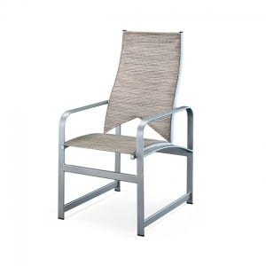 High Back Dining Arm Chair  MT 7035