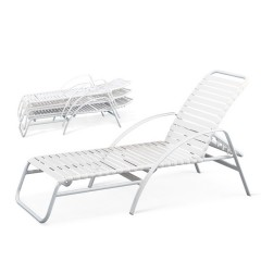 Stacking Chaise Lounge MT 970