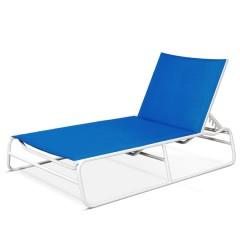 Extra Wide Stacking Chaise Lounge  RE 7092