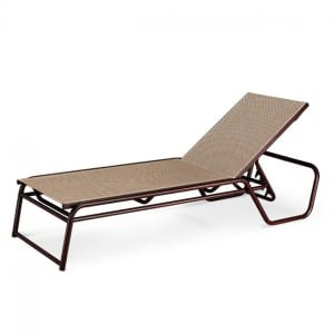Stacking Chaise Lounge  SR 7190