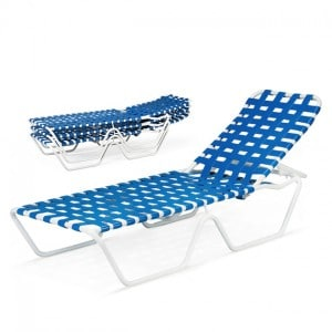 Stacking Chaise Lounge CT 6065