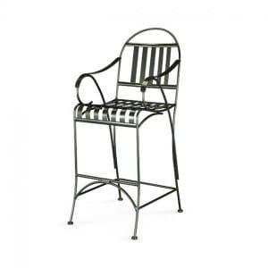 All Aluminum Bar Chair CT 440-30