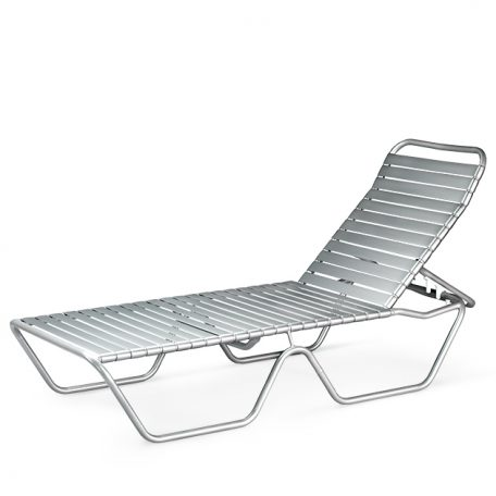 SHORES DW 565 Stacking Chaise Lounge
