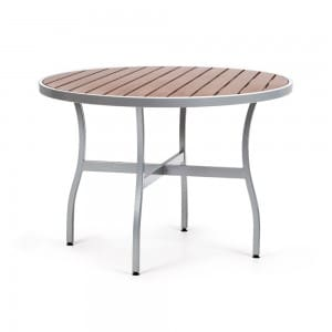 Dining Table with Ecowood Top<br>MI 1000 Series