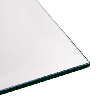 Non-Beveled Glass