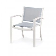 Avant Stacking Dining Arm Chair