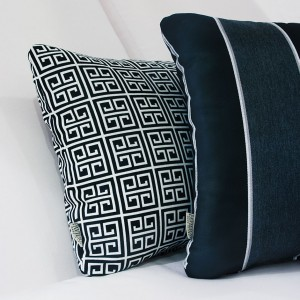 Throw Pillows and Bolsters
