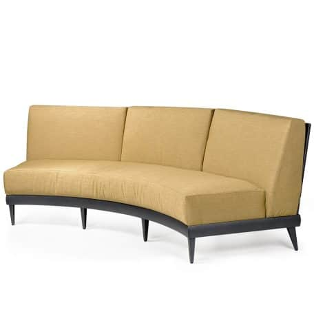 BISCAYNE Curved Sofa Section MW5 2160L