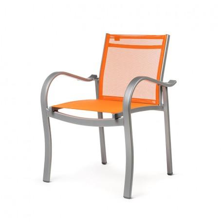 EDGEWATER Stacking Dining Arm Chair MU2 7132