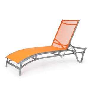 Stacking Chaise Lounge<br>MU2 7165