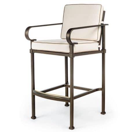 GABLES Bar Chair with Arms EM-2045-30L