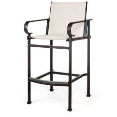 Bar Chair with Arms<br>EM 7045-30