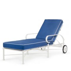Chaise Lounge with Wheels<br>EM 2890LW