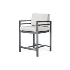 CRANDON<br>Counter Stool with Arms<br>OL 2045-24L