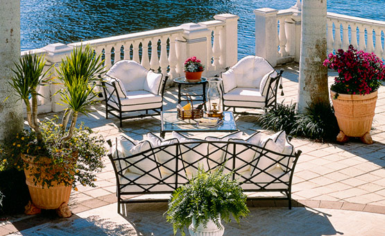 LOCATIONS - Pavilion - Outdoor Furniture