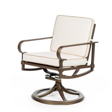 GABLES Dining Swivel / Rocking Arm Chair EM-2020