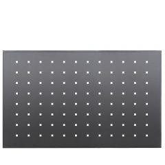 Rectangular Aluminum Top Squares Pattern