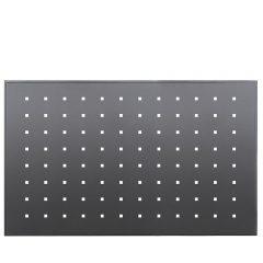 Rectangular Aluminum Top Squares Pattern
