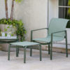 CARLYLE Lounge Chair and Ottoman