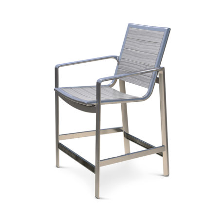 CARLYLE Counter Stool with Arms CYE 9045-24