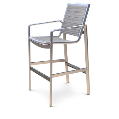 CARLYLE Counter Stool with Arms CYE 9045-30